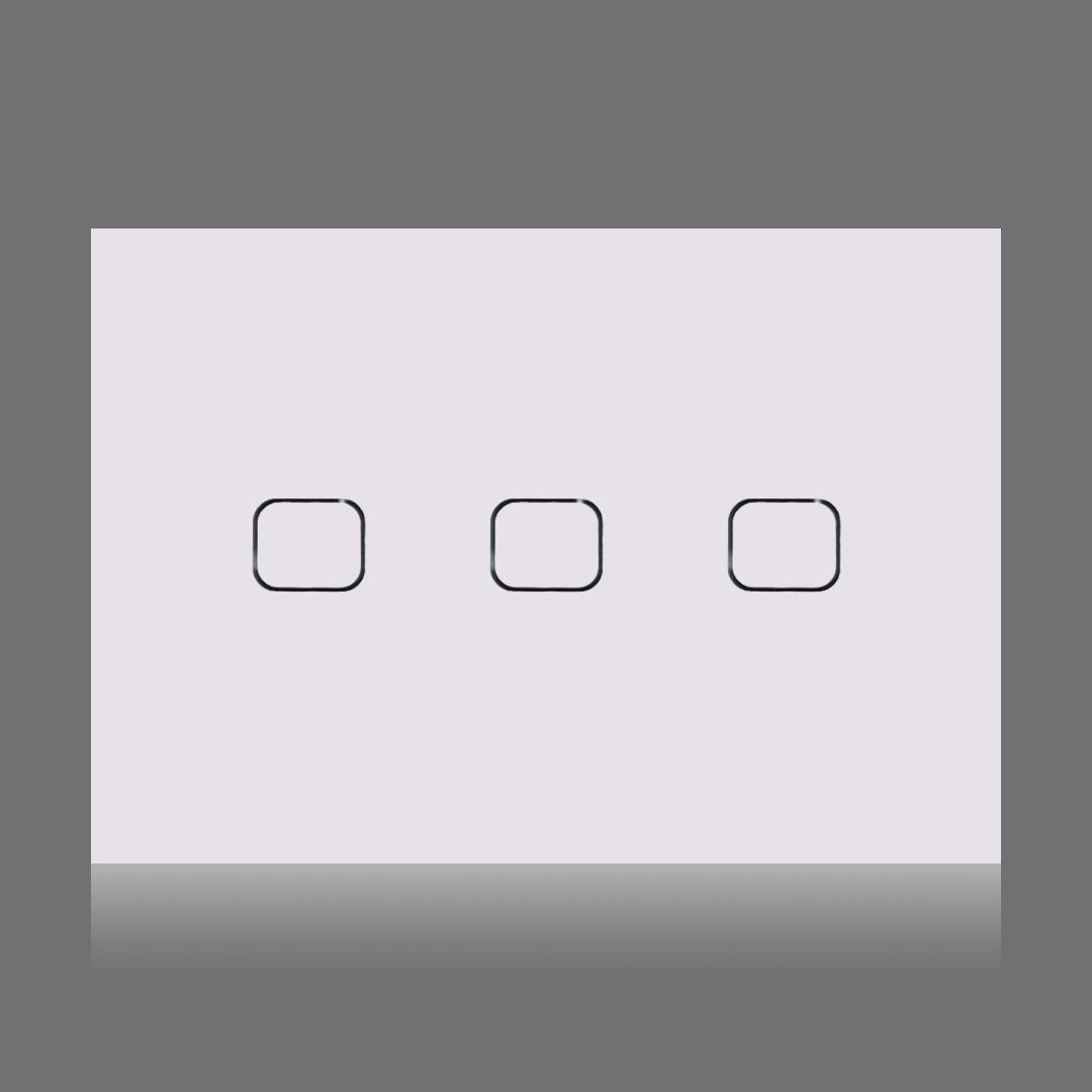 4x6 3 touch quadrado